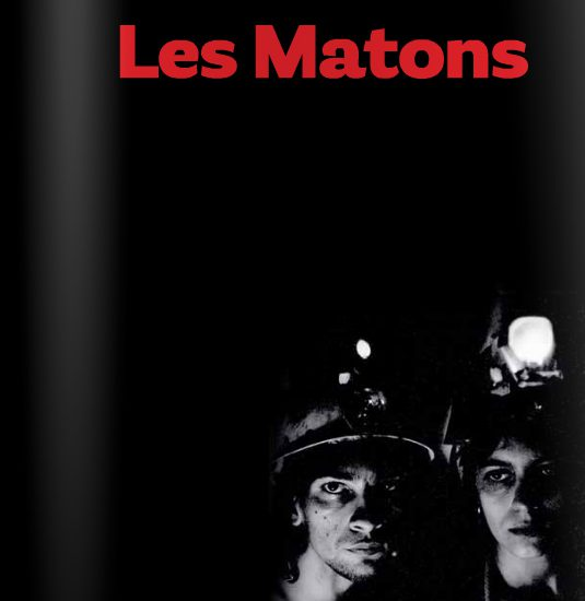 Les.Matons.cover